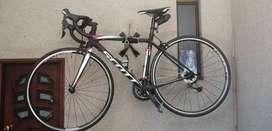 Vendo bicicleta scott de carreras