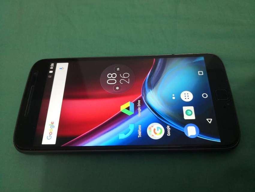 Celular Moto G4 Plus - Audio Malo 0