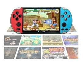 Mp4 Mp5 Mp6 Psp Consola Video Juegos Cámara Fm Memoria