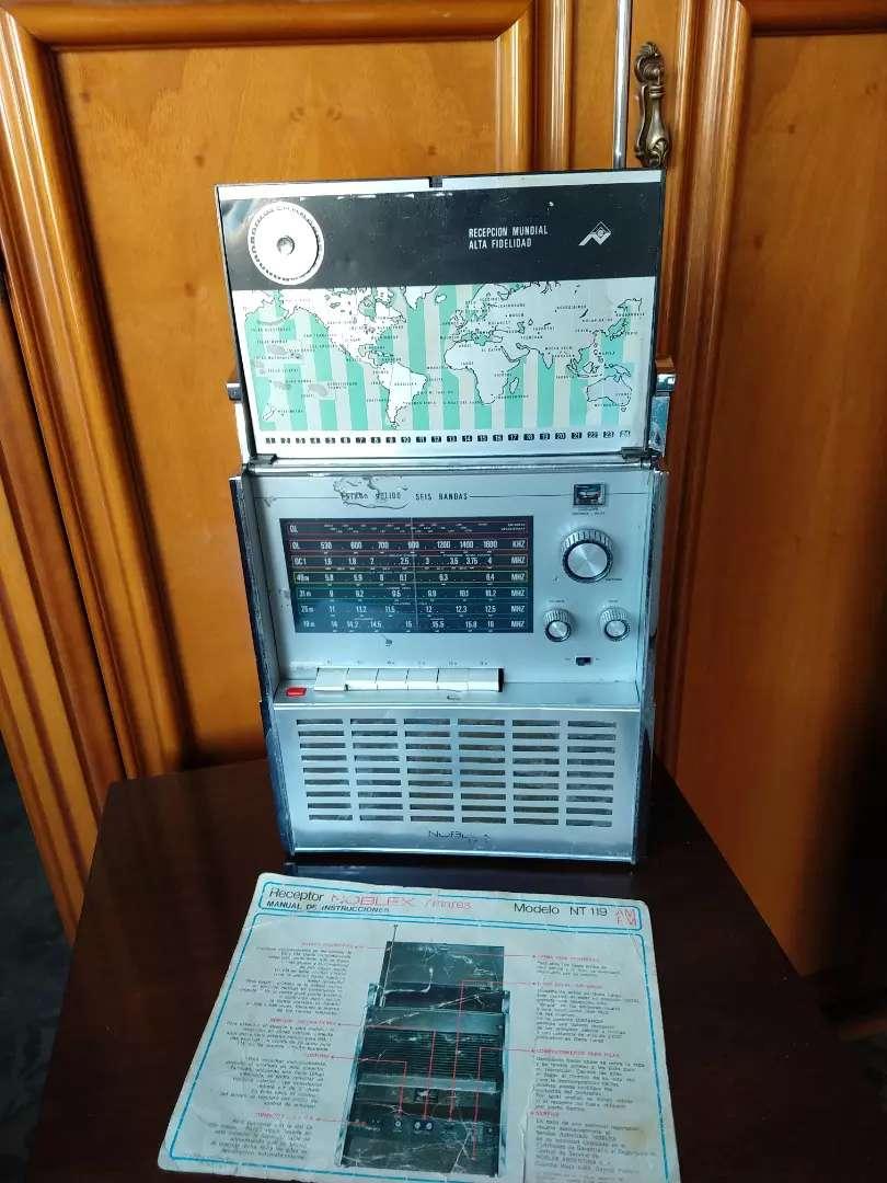 Vendo radio 7 mares