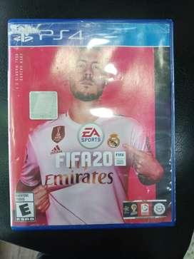 Juego FIFA 20 PS4