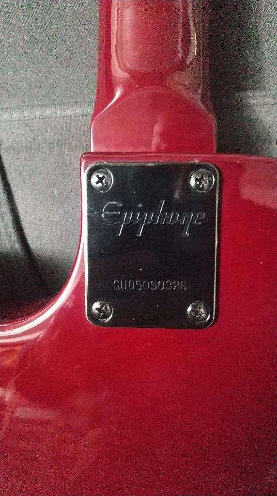 Epiphone Les Paul Especial 2 0