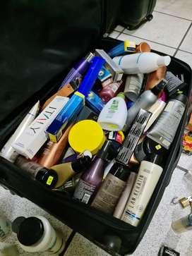 Remate productos y artículos de salón de belleza