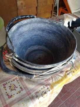Vendo baldes de albañil
