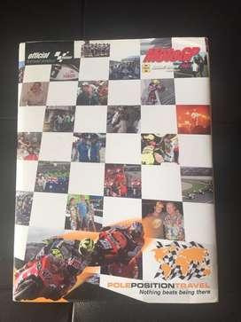 Libro de MotoGP temporada 2007