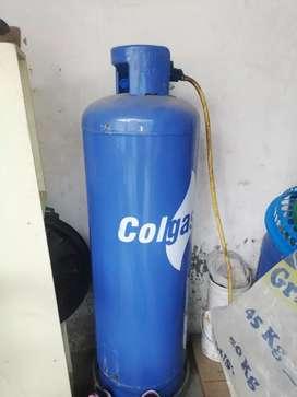 Pipa de gas de 100 libras