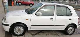 Nissan March 2002