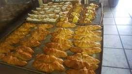 Cocinero para panaderia