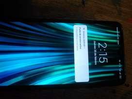 Xiaomi redmi note pro 8
