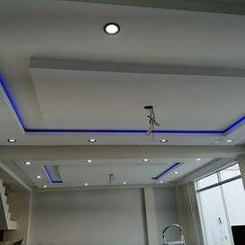 Techos decorativos en drywall