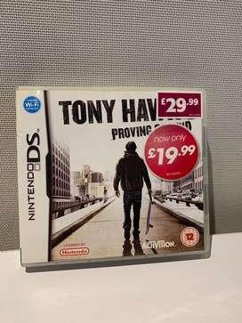 Videojuego Tony Hawk DS