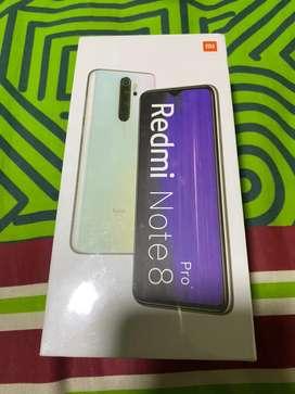 Celular Xiaomi Note 8 pro 4GB Ram/ 64 almacenamiento