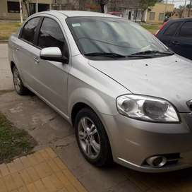 VENDO AVEO 1.6 LT AT 12200 KM.
