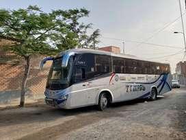 VENTA DE BUSES PARA TRANSPORTE DE PERSONAL TURISTICO INTERPROVINCIAL Y URBANO EN LA MARCA VOLVO B270 12.7 METROS