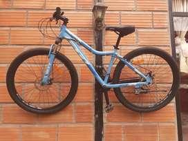 Bicicleta cuadro femenino GTI