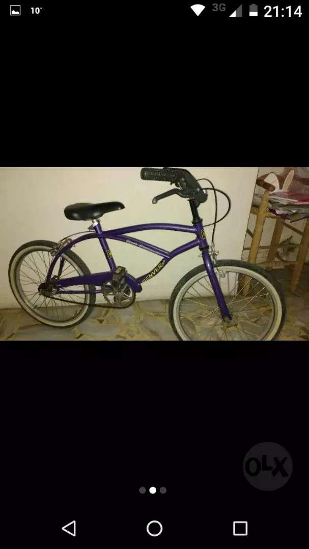 Bicicleta rodado 20 0