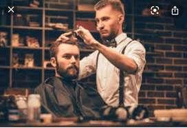 Busco barbero con experiencia