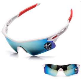 Lentes gafas UV de sol para ciclismo