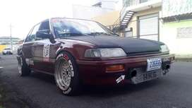 EF sedan DX turbo vendo o cambio 61893541