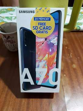 Samsung A70 impecable