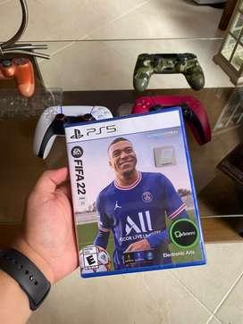 Fifa 22 PS5 Nuevo, Sellado