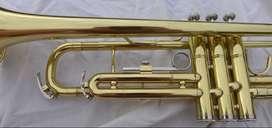 Trompeta Knight Estuche boquilla Impecable