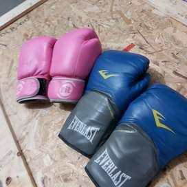 Par box   boxeo