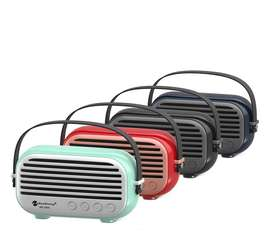 Parlante Bafle Altavoz Portátil Bluetooth Usb Fm Sd Nr-3000