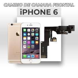 ¡Cambio de Cámara Principal Iphone 6!