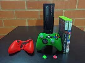 Xbox 360 Original + Juegos.