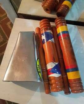 Campaña profesional y 2 claves cubanas