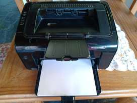 Impresora HP LASERJET P1102W