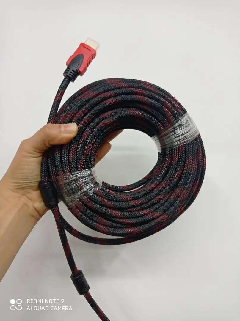 Cable HDMI 20Metros Enmallado 0