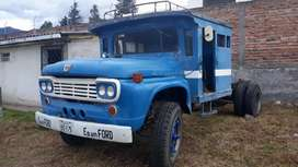 Ford Clásico Camión