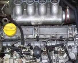 Tapa de cilindro Renault clio 1.9