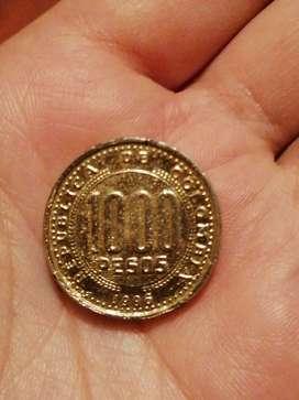 Moneda de 1000