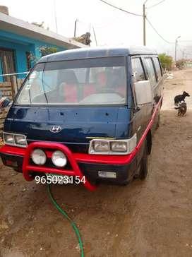 Hyundai Grace 3 van