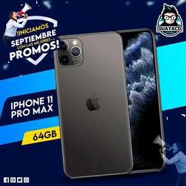 Nuevo 11 Pro Max 64/128Gb.