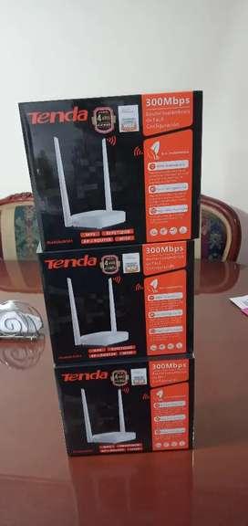 Repetidor de wifi 2 antenas