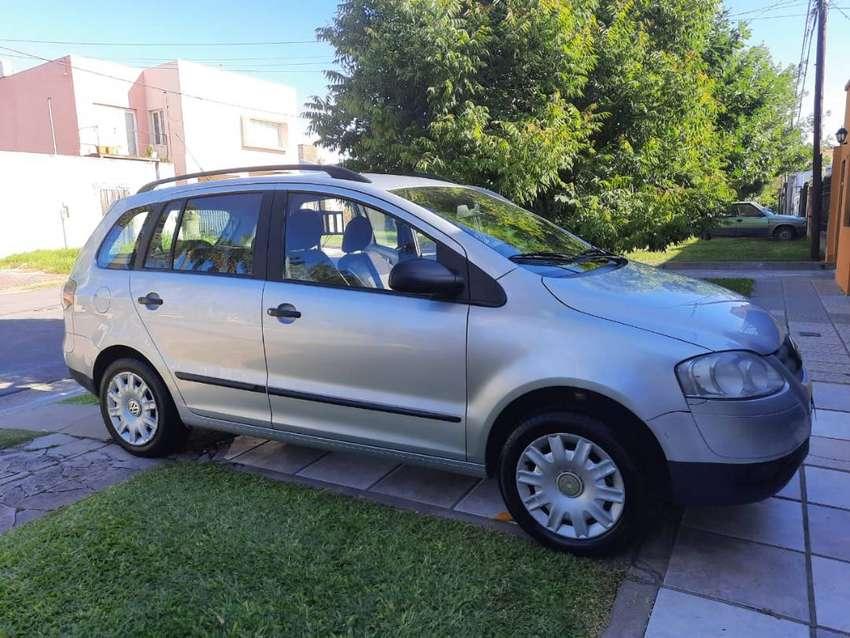 VENDO-PERMUTO VW SURAN 1.6 Comfortline 2007 - Excelente Estado 0