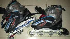 Vendo Rollers y patines muy poco uso