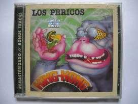 Usado, los pericos king kong cd sellado remasterizado  bonus tracks segunda mano  Parque Patricios, Capital Federal