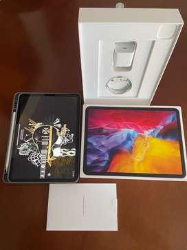 iPad Apple Pro 2nd Generation 2020 11' 128gb Space Gray Wifi
