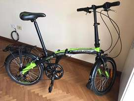 Bicicleta Folding Smart BK Aurora