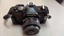 Vendo o Cambio Camara Minolta Xg 9 Lente Zoom Flash