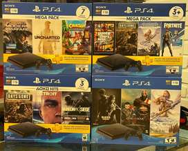 PlayStation 4 mega pack,  hits edition