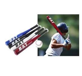 Bate aluminio béisbol liviano