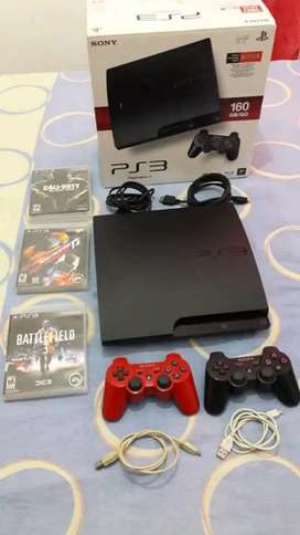 Vendo play 3 impecable