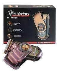 Afeitadora Gemei Gm-9001 Recargable