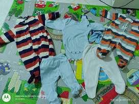 Lote de ropa 0-3-6 meses